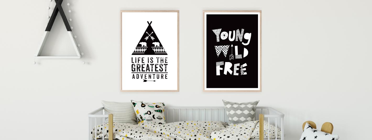 Prints for Boys