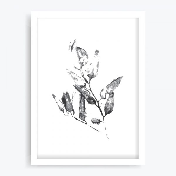 Eucalyptus Leaves #2 Art Print