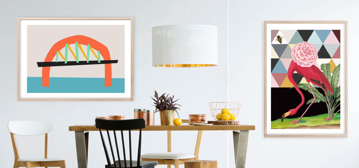 Illustrated / Abstract Prints